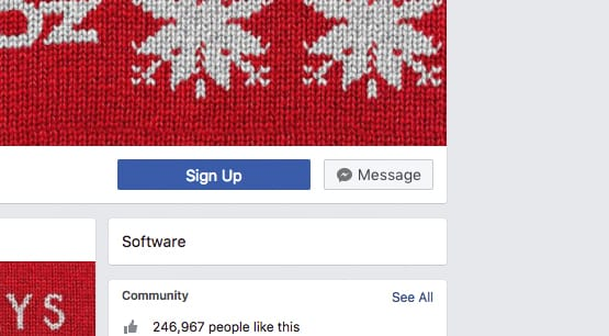 How to Add an Automatic Message Popup on Facebook