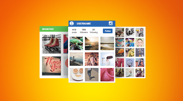 Instagram Embed Widget