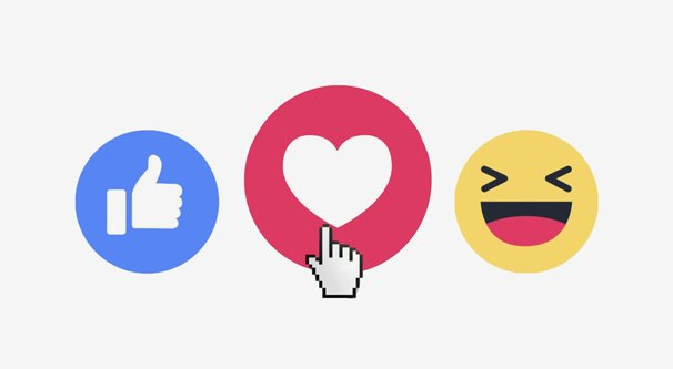 Facebook Reaction Faces