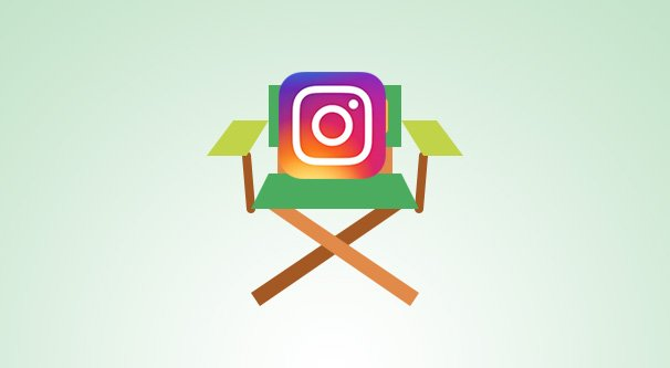 Instagram Video Illustration